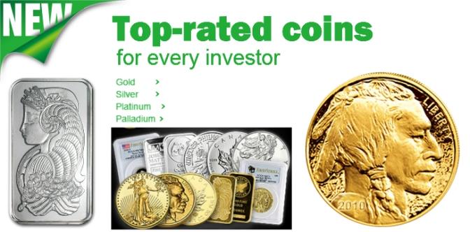 Gold & Silver For Sale (GoudZilver Kopen)