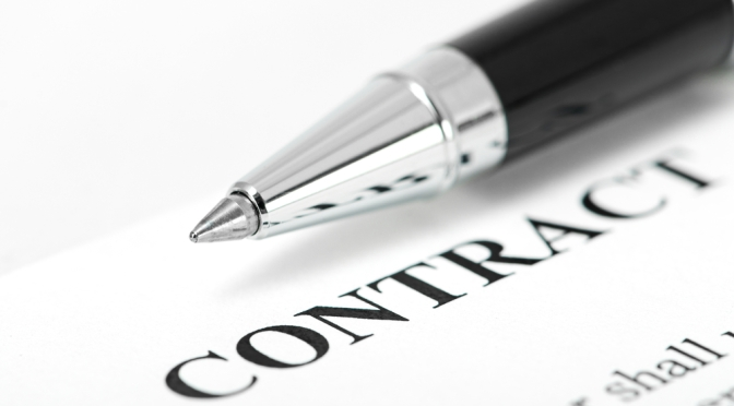 Contract for Consultants/Freelancers: Part I