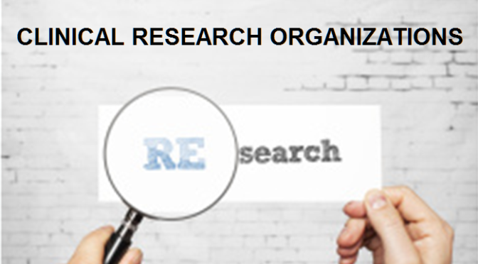 Let's Talk Clinical Research Organization (CRO)