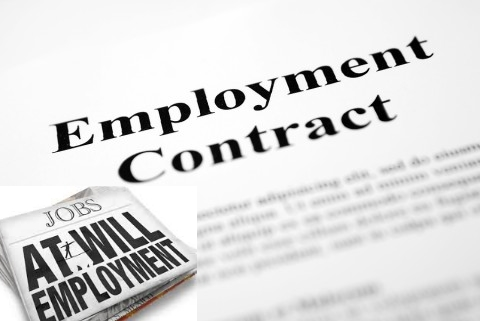 Legalese: Employment Contracts vs At Will Contracts Part I