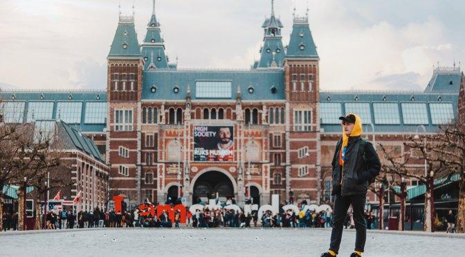 Change – Amsterdam