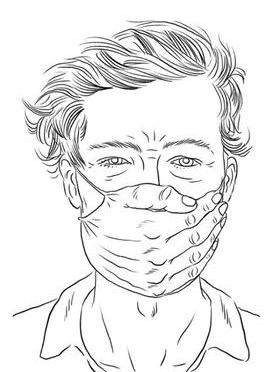 CDC mask study