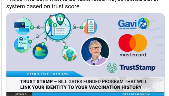 #TrustStamp: Biometric Digital Identity